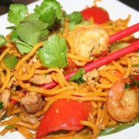 Mie Goreng - Special Fried Noodles Recipe