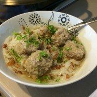 Bakso Recipe (Indonesian Meatballs Soup)