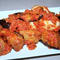 Spicy Eggplant Recipe Indonesian Style
