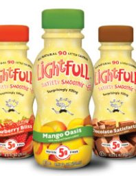 LIghtFull Foods package design