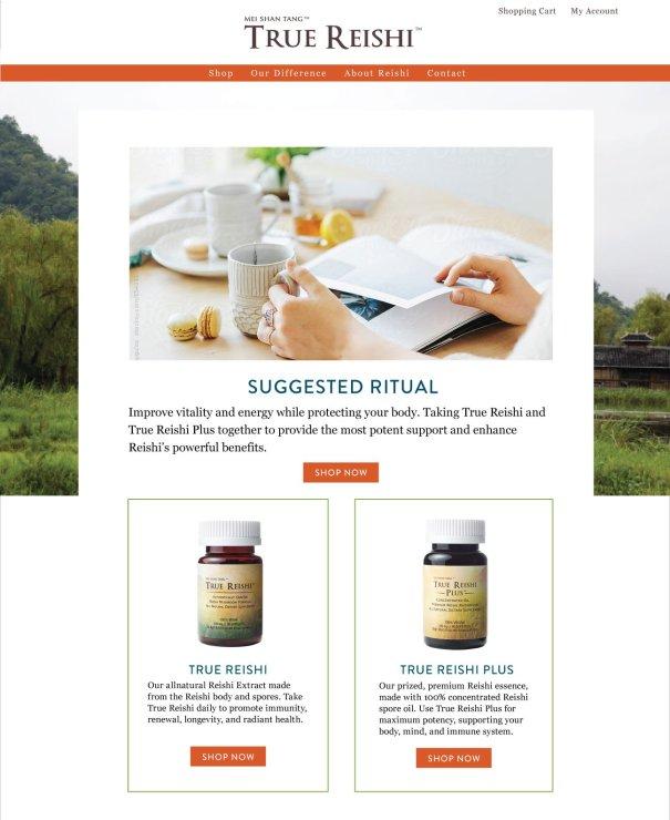 web design, natural supplement, commerce