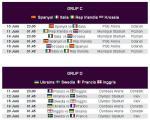 Jadwal Piala Eropa Rcti