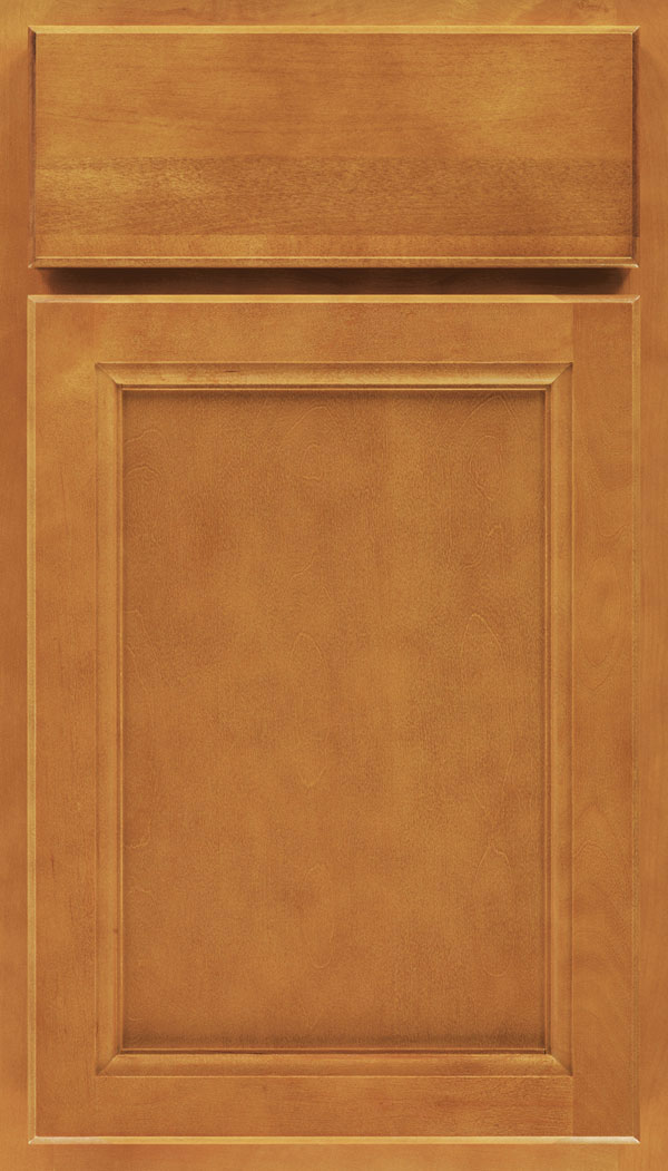 Flat Panel Cabinets Sinclair - Birch Cabinet Doors - Aristokraft