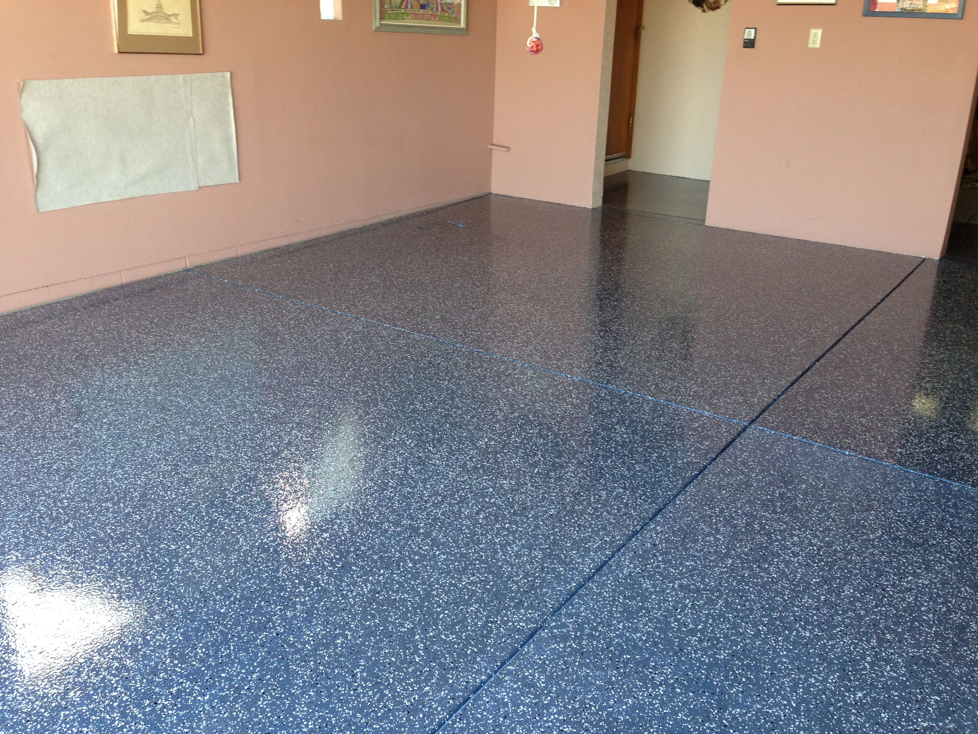 Garage Epoxy Tucson Garage Epoxy Flooring Installation In Tucson Az By Arizona