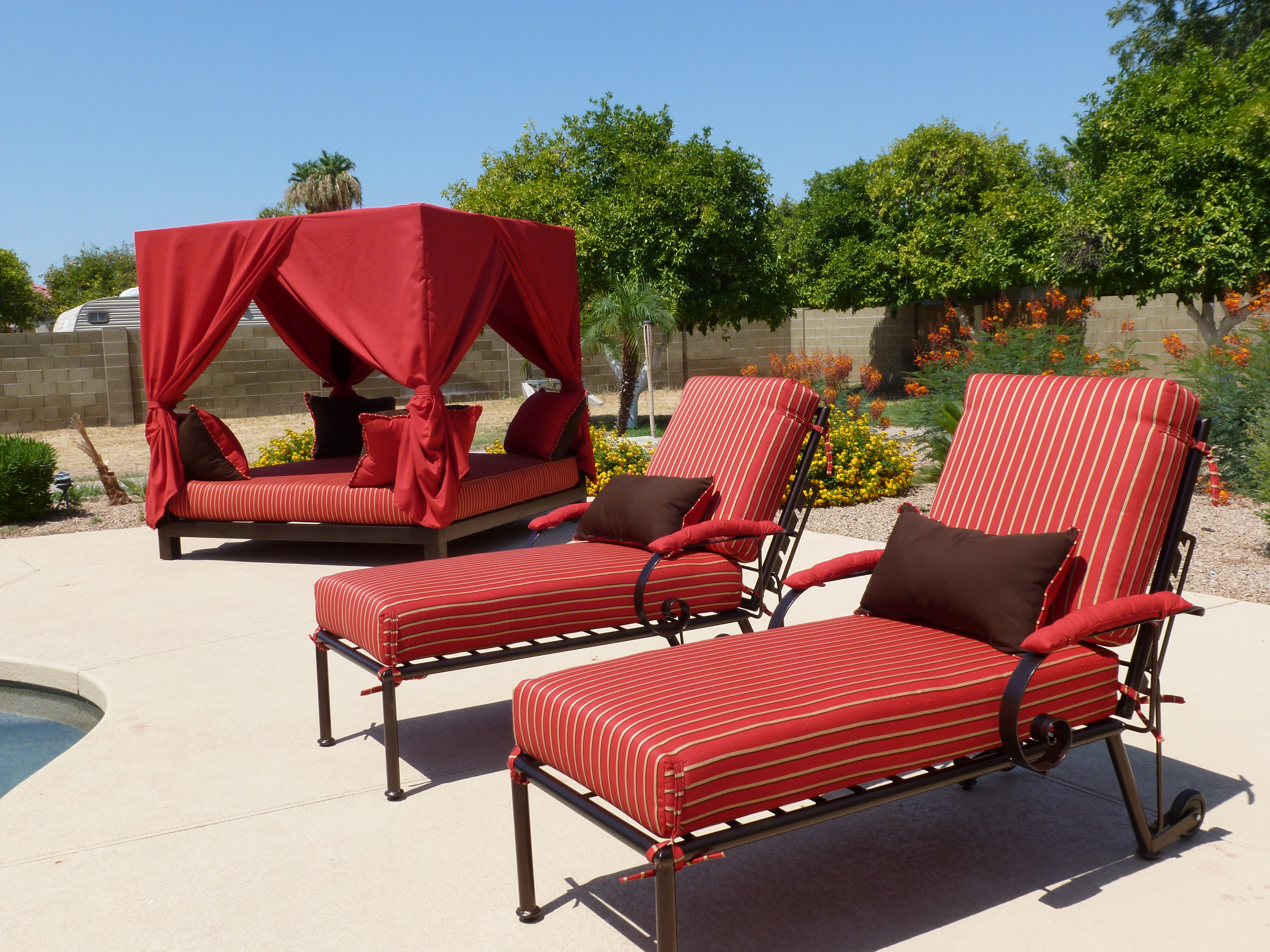 Best Patio Furniture Arizonaironfurniture Upscale Hand Crafted Wrought Iron