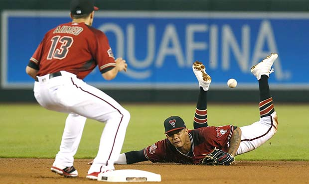D-backs pass defensive runs saved record with 46 games left