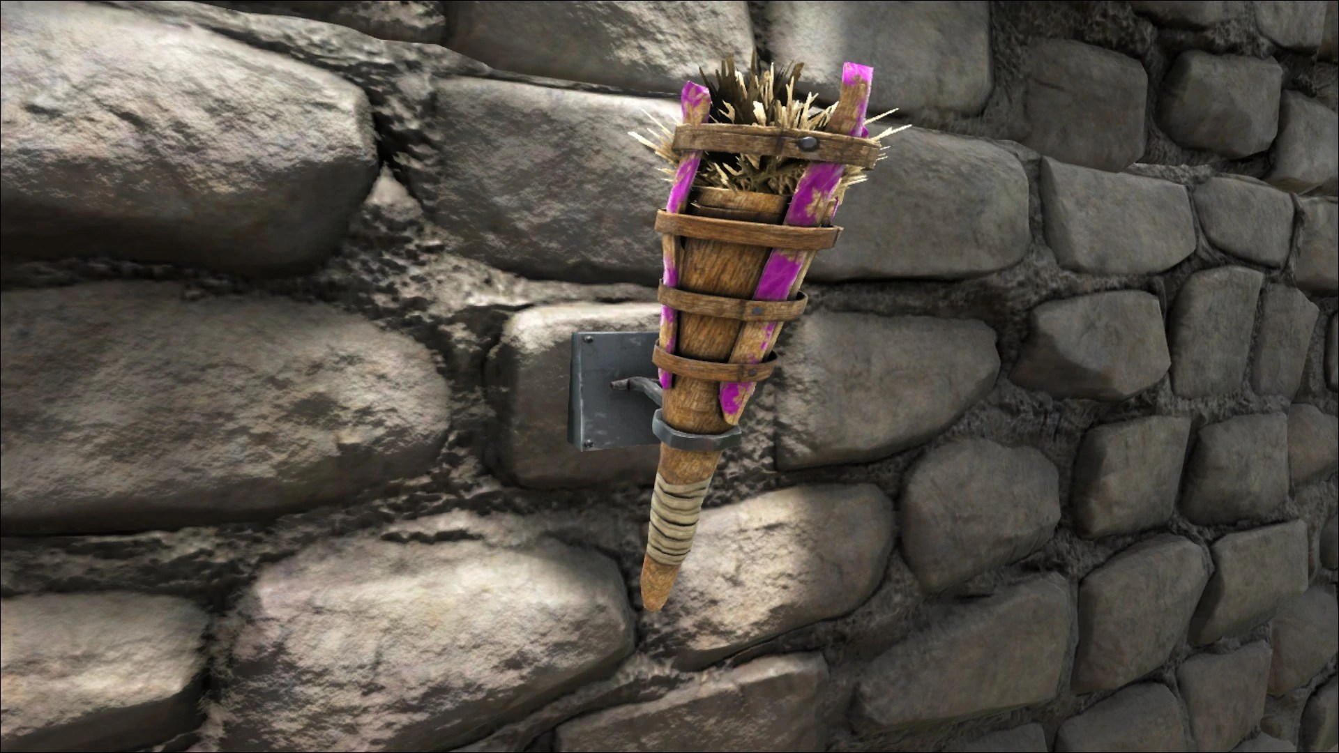 Barrel Grill Wall Torch - Official Ark: Survival Evolved Wiki