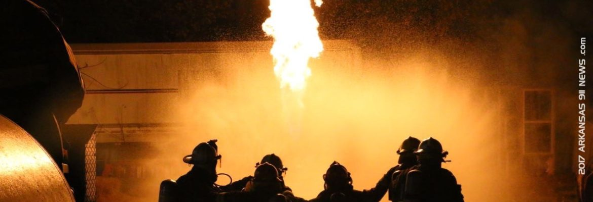 AR Fire Training Academy Holds Advanced Training At Piney FD HQ