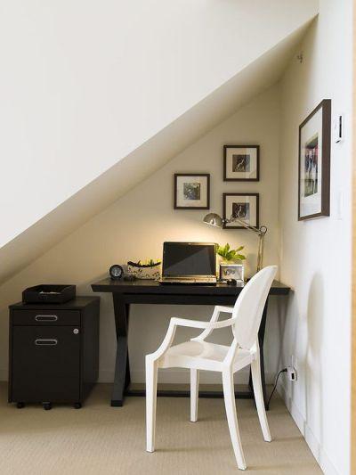 29 ideas de oficinas pequeñas diseñadas en espacios ...