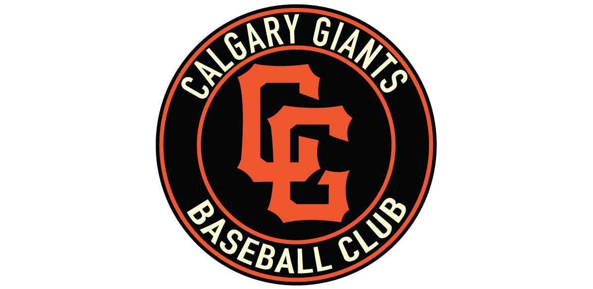 Logo Design Calgary Giants Baseball Club Arktos Graphics  Design