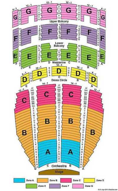Arlene Schnitzer Concert Hall Seating Chart Arlene Schnitzer