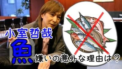 小室哲哉が魚嫌いな理由は何故?大の偏食家に至る意外な訳とは?