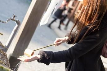 生田神社(兵庫)付近のおすすめ駐車場は?初詣の混雑状況は?