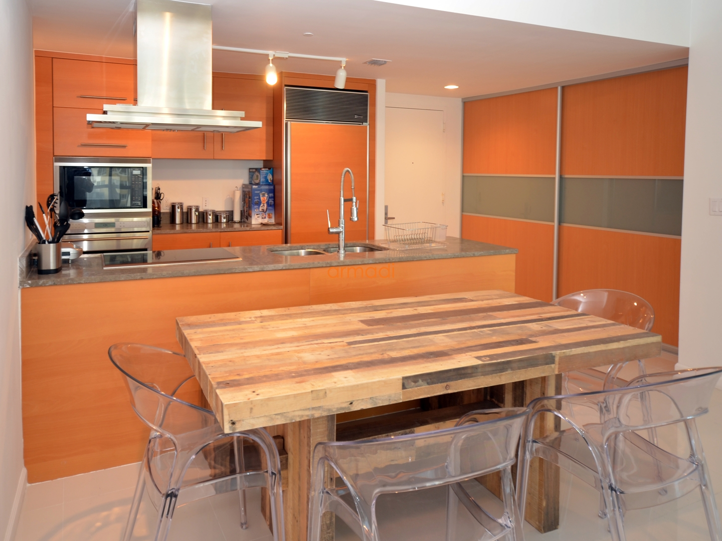 Custom Kitchen Cabinets Massachusetts Custom Kitchens Miami Armadi Furniture Custom Design