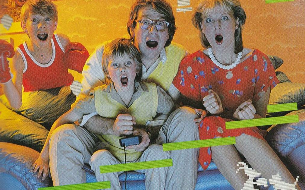 Editorial: I react to KIDS REACT TO ATARI 2600 VIDEO GAMES (E.T. and Asteroids)!