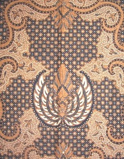 Batik Truntum Garuda