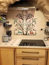 Kitchen Backsplash Tiles & Backsplash Tile Ideas- Balian ...