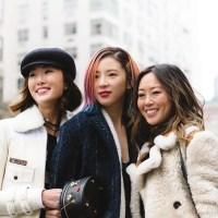 Fashion Week Moments: BFFs