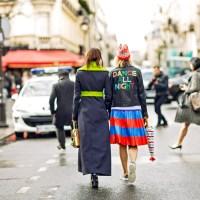 Street Style: Michelle & Elisa