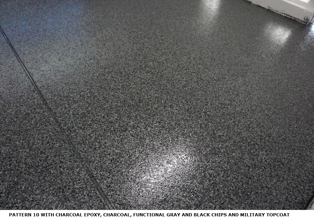 Garage Epoxy With Flakes Armor Granite Garage Floor Coating Epoxy Kit