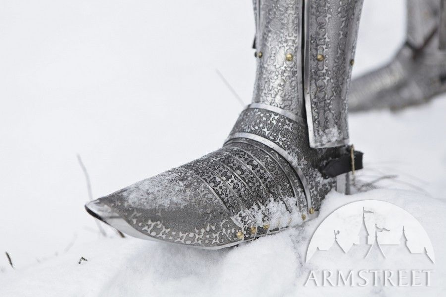Armor Knight Paladin Medieval Sca Armour Kit For Sale