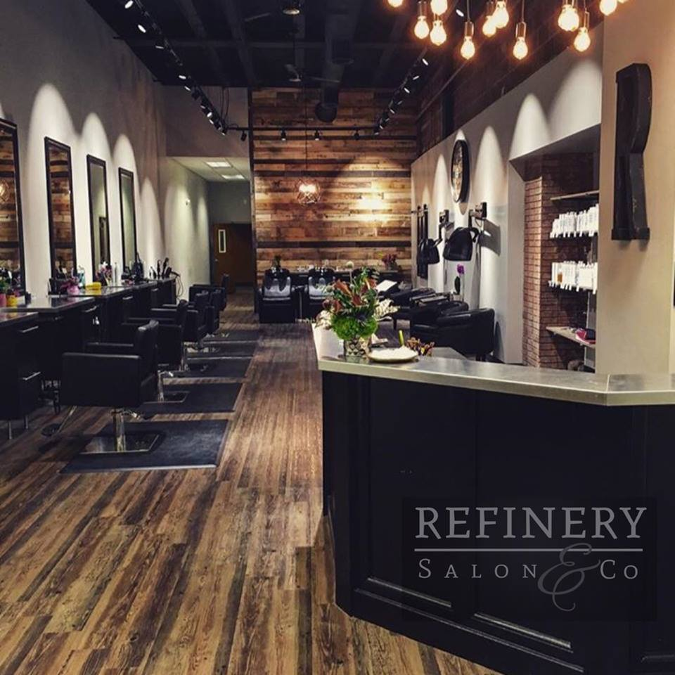 Centre Salon Armstrong Centre Welcomes New Tenant The Refinery Salon Co