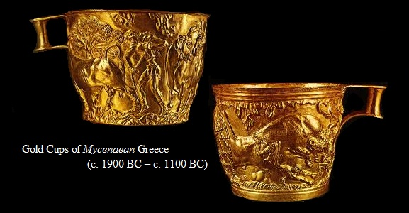 Mycenaean-Gold-Cups