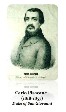 Pisacane Carlo (1818-1857)