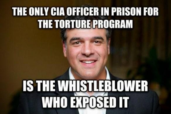 CIA whistleblower, John Kiriakou