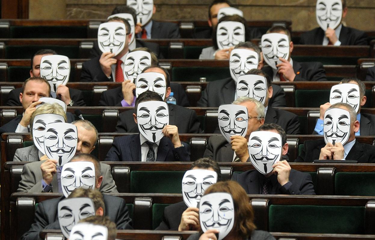 Poland-Parliament