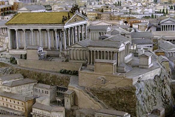 Juno-Capitaline-Temple