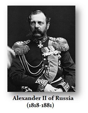 Alexander II of Russia (1818-1881)