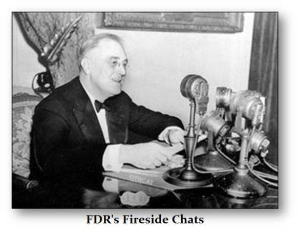 FDR-Fireside