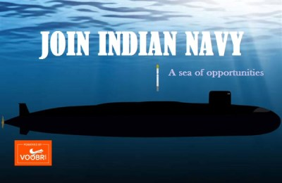 Indian Navy Banner 600x400