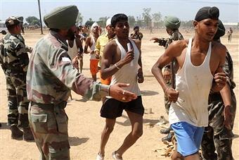 Army Recruitment