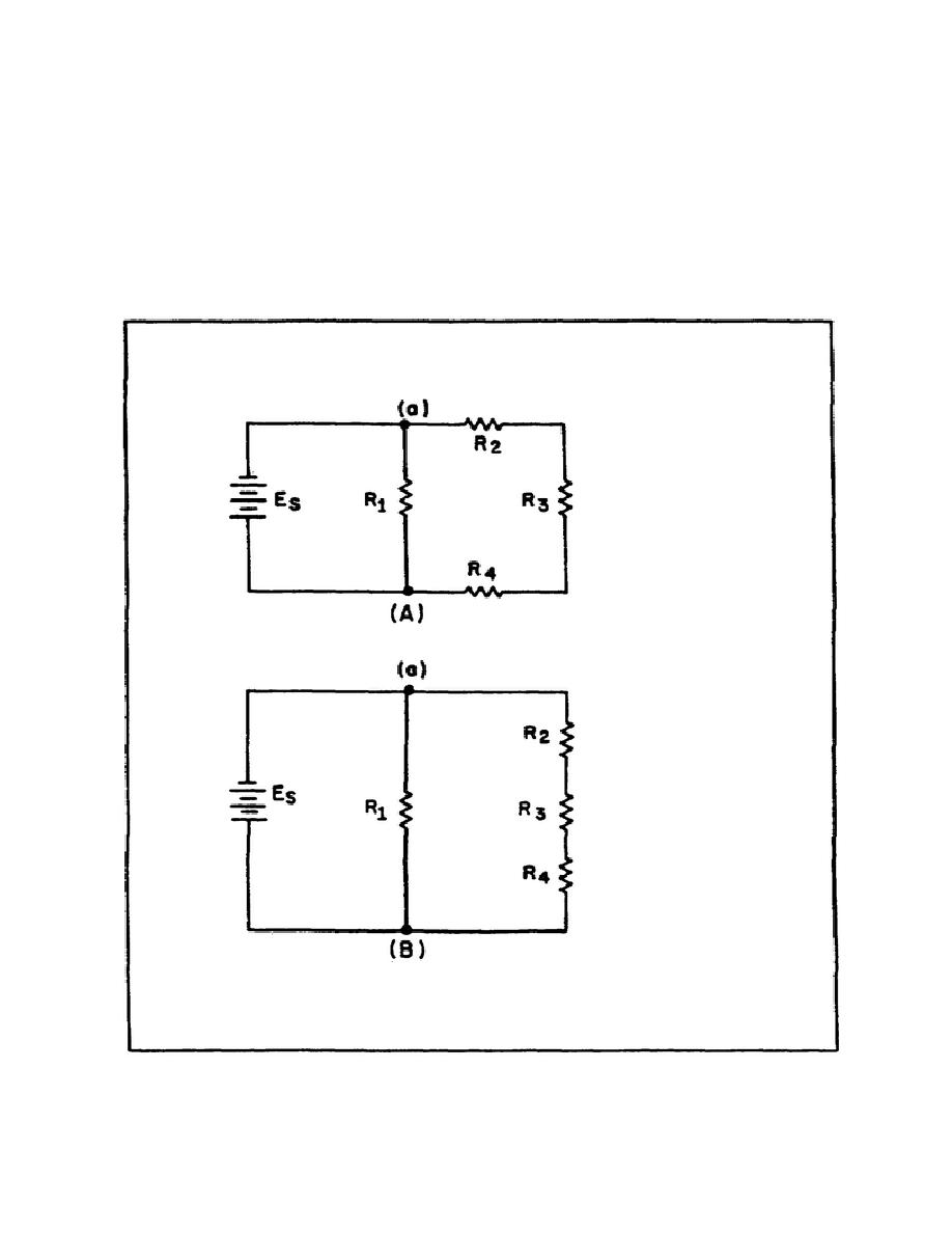 figure 55 redrawing a simple parallel circuit