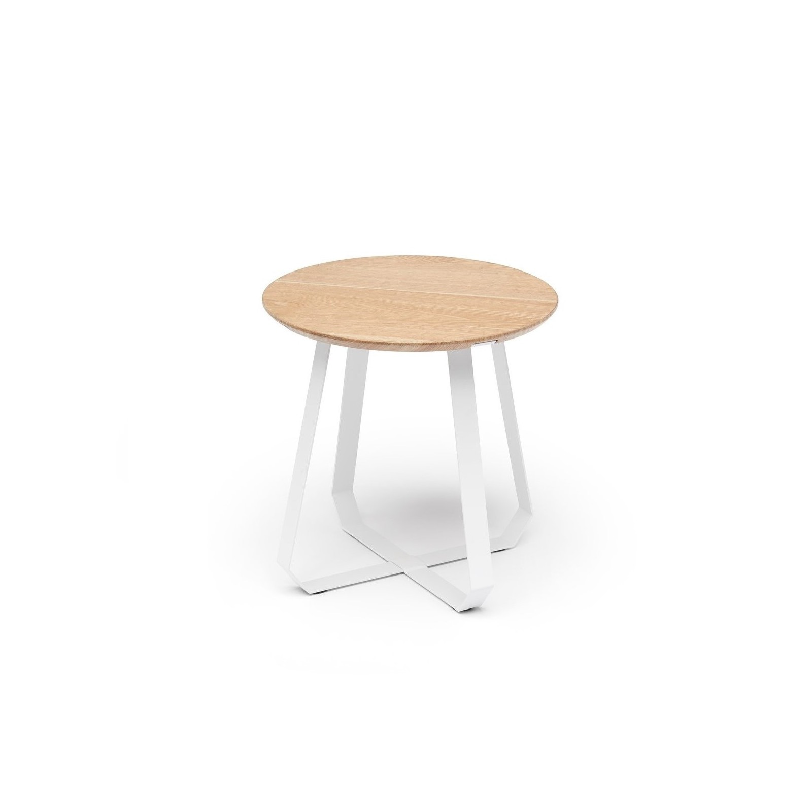 Table D Appoint Blanche Table D 39appoint Design Shunan Par Puik Art