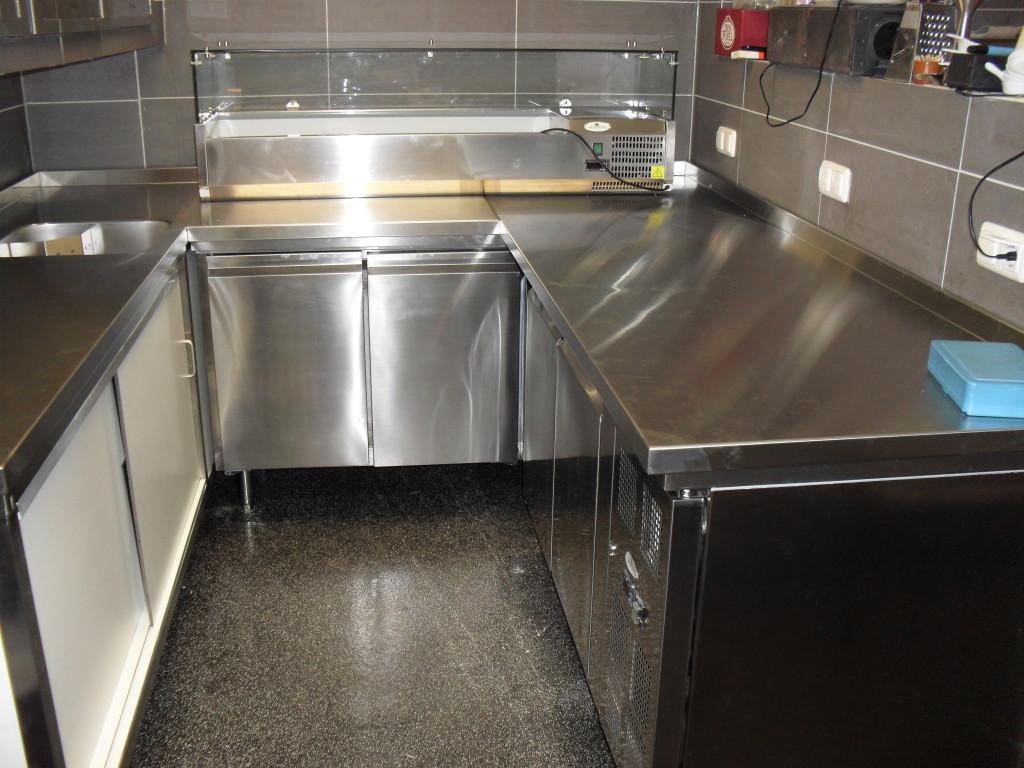 Horeca keuken inrichten inrichting huis stijlen
