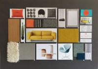 interior design material sample board | www.indiepedia.org