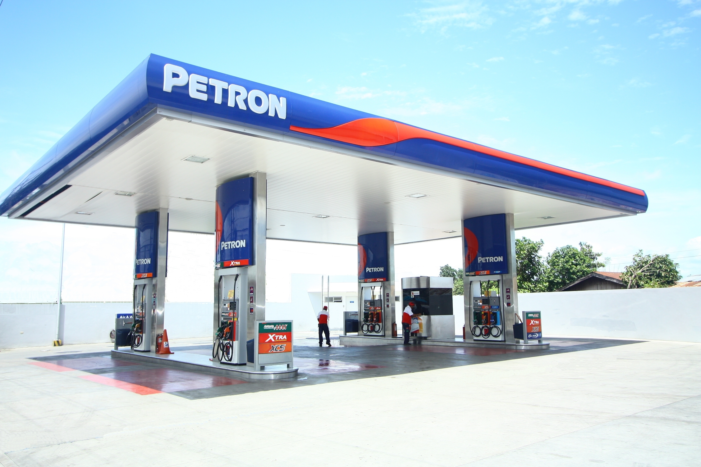 Gasoline Stations Petron A Radical 39s Nut