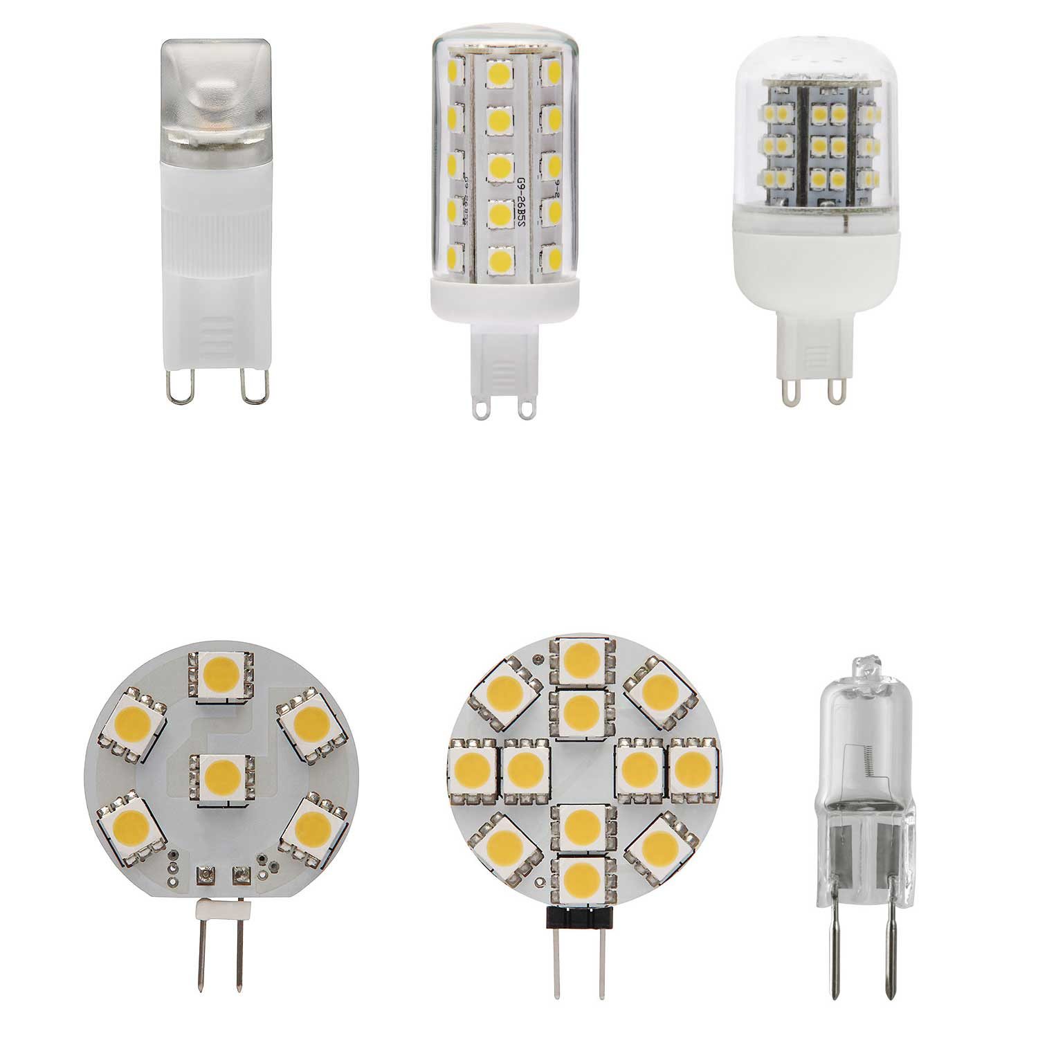 Ampoule Led Gu9 Dimmbare Led G9 Dimmbare Led G9 3watt 3000k 245lm