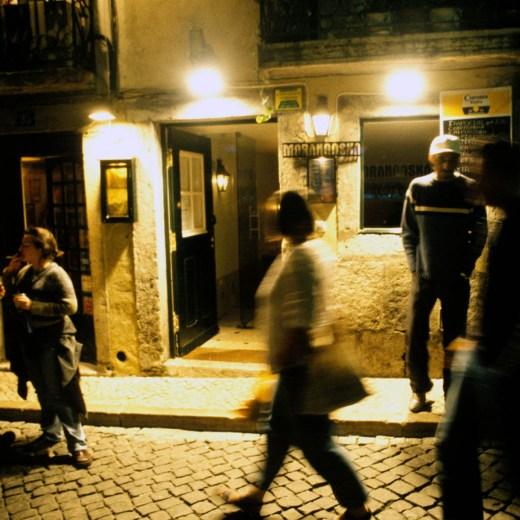 nachtleven van Lissabon