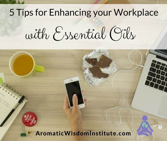 Essential Oils Workplace
