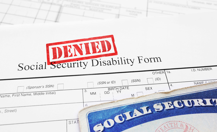 Social Security Disability Claim Denied? Here Are 5 Possible Reasons