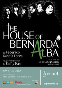 The House of Bernarda Alba poster