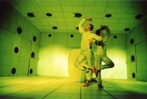 """Фрагменты спектакля  """"Бифем"""", 2003"""