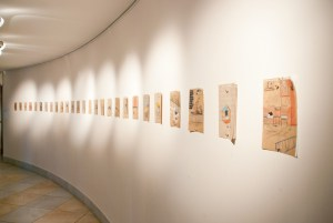 """Анастасия Потемкина (Лаборатория городской фауны) """"Убежища"""",  2013"""