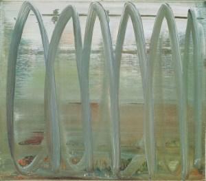 Герхард Рихтер: Абстрактная картина, 1996. Холст, масло, 36 x 41 см © Gerhard Richter Фотограф: Фридрих Розенштиль