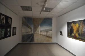 """Павел Отдельнов, Highway.  Личное знакомство, галерея """"Ковчег"""", 2006, Москва"""