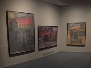 """Раздел """"Борьба с искусством"""", 1984 - 1986)"""